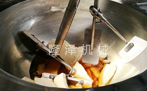 化牛油底料锅
